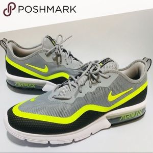 NIKE AIR MAX SEQUENT 4.5 Size-9
